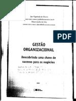 Gestão Organizacional - As Teorias Administrativas