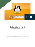 Linux Avanzado I