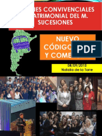 07- Natalia de la Torre - Uniones convivenciales Régimen patrimonial matrimonio Sucesiones.pdf