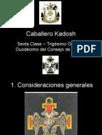 Grado 30 Caballero Kadosh (1)