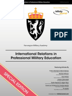 Modern Military Research Infinity Journal Special Edition