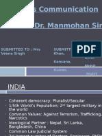 India Under Dr. Manmohan Singh