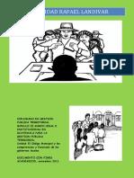 El Codigo Municipal y Las Competencias y Funciones de Los Gobiernos Muncipales