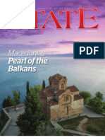 Macedonia's Pearl of the Balcans