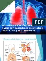 Med Quirur i fallo respiratorio