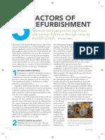 5 Factors of Refurbishment Win 2011