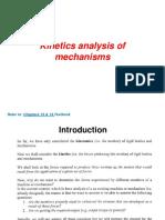 Kinetics AnalysisS2016