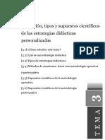 Didáctica General Tema3
