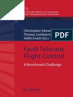 Fault Tolerant Flight Control