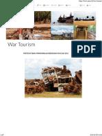 War Tourism YAMU