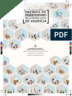 Primera Edición Premios de Periodismo de la Policía Local de Valencia