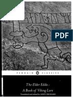 Elder Edda Selections