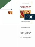 Sistema Feudale calabria medievale