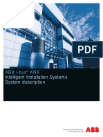 ABB I-bus KNX System Description