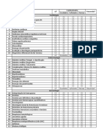 Roteiro de Estudos - Residência Médica 2015