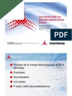 ESD Precipitation Fr Paris