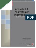 Actividad 4 Cardval s.a. de Cv