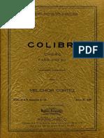 Cortez Colibri