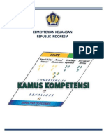 Kamus Kompetensi Kementerian Keuangan