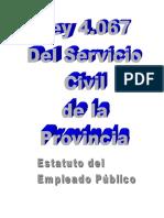 Estatuto Empleado Publico