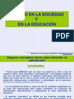 Sexismo Sociedad Educación Largo1