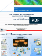One Map Policy Kemenakertrans