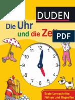 Hora y tiempo