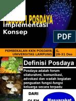 Filosofi Posdaya