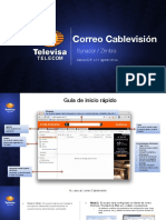 Correo CABLEVISION 2014