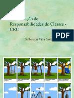 Modelagem CRC
