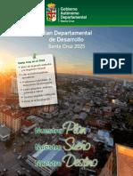 Plan de Desarrollo Departamental de Santa Cruz