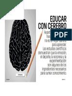 Educar Con Cerebro