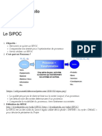 Le SIPOC | Gestion Industrielle