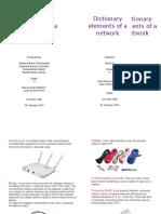 Diccionary Elements Network