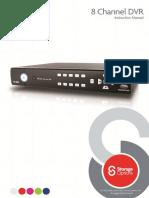 Storage Options 53294 8CH DVR Instruction Manual v.1.7