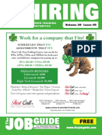 The Job Guide Volume 28 Issue 05