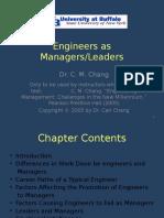 11 - Engineers as Managers & Leaders