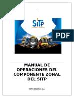 00 Manual de Operaciones Sitp (Zonal) v11