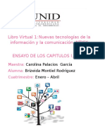 Ensayo Libro Virtual 1. Cap. 1 ,2 y3