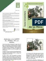 Diptico Arbol de La Mora 2015