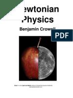 Benjamin Crowell - Newtonian Physics