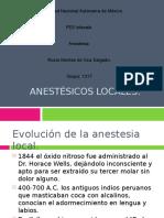 Rocio Montes de Oca Salgado. Anestesicos Locales.ppt
