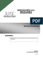 Conversion de Sistemas Numericos