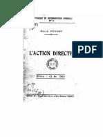 Emile Pouget - L'Action Directe