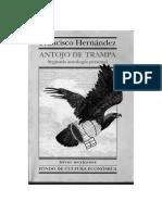 Poetas Recientes Mexicanos