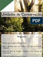 Unidades de Conservação 25slides