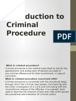 Criminal Procedure ( MELANIO )