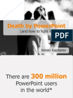 Death by Power Point 4344
