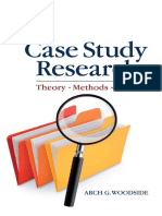 201714919 Case Study Research Theory Methods and Practice