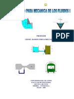 Hidraulica 1 Ejercicios Resueltos 1er Parcial